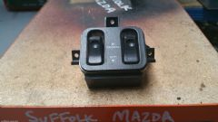 MAZDA MX5 EUNOS (MK1 1989 - 97) ELECTRIC WINDOW SWITCH - SHORT WIRE